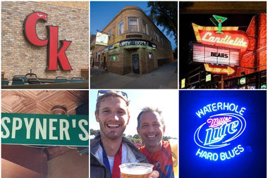 This 'Almost Marathon' Includes Stops For Drinks At Six Western Avenue Bars